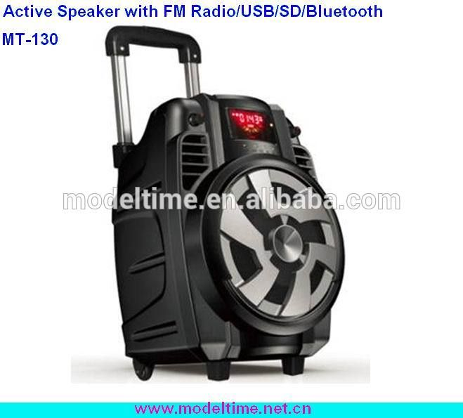 Active Speaker With Bluetooth / Lcd Display /one Wireless Mirophone , Find Complete Details about Active Speaker With Bluetooth / Lcd Display /one Wireless Mirophone,Wireless Bluetooth Active Speaker With Microphone,Active Speaker With Microphone,Outdoor Active Speaker With Lcd Display from Speaker Supplier or Manufacturer-Shenzhen Modeltime Electronics Co., Ltd.