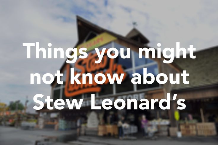 Stew Leonard's is one of Connecticut's most celebrated businesses. Currently there are locations in Norwalk, Danbury, Newington and Yonkers, NY – and Stew's is in the process of expanding in New York and New Jersey.