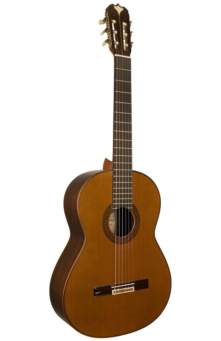 "Cordoba Jose Ramirez ""Centenario"" Classical Nylon String Guitar - $23,000. Someday... #guitars #interstatemusic"