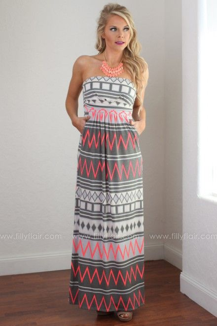crazy 8 maxi dress by magic