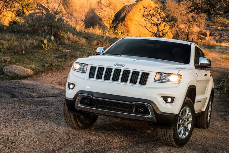 2017 jeep grand cherokee changes