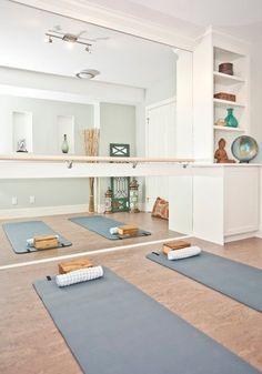 One Room, Three Looks: A Serene And Simple Home Yoga Room