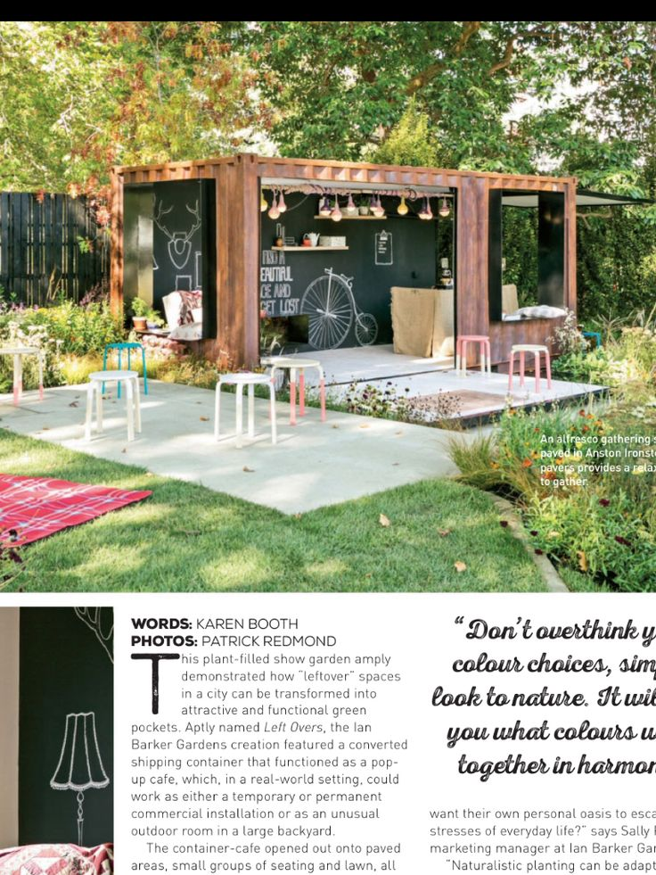 Best 25+ Garden cafe ideas on Pinterest | Outdoor cafe ...