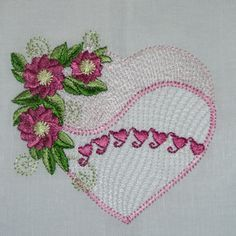 Click HERE to download this beautiful FREE $0.00 heart, machine embroidery design from Needle Little Embroidery.  Enjoy!  Michelle