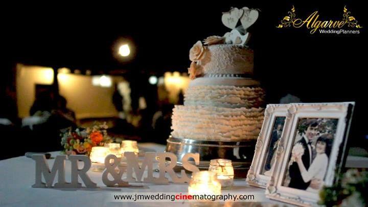 Amazing Wedding Cake by AWP