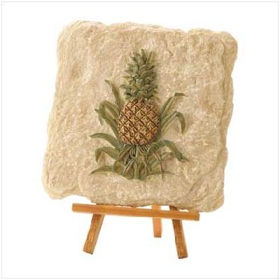 Pineapples with StandDecor Design, Pineapple Mad, Things Pineapple, Pineapple Plaque, Pineapple Rm