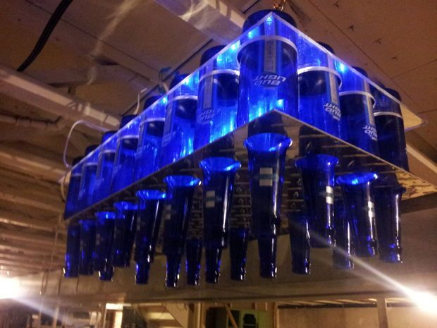 Picture of DIY Beer Bottle Chandelierhttp://www.instructables.com/id/DIY-Beer-Bottle-Chandelier/?ALLSTEPS
