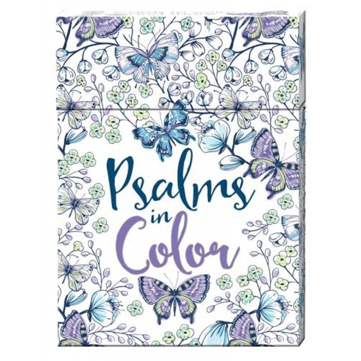Psalms In Color