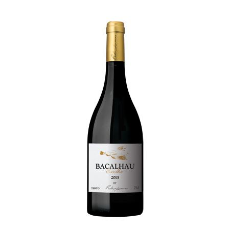 Bacalhau wine from Paulo Laureano - Red (13,15€/unit) - Terra do Bacalhau