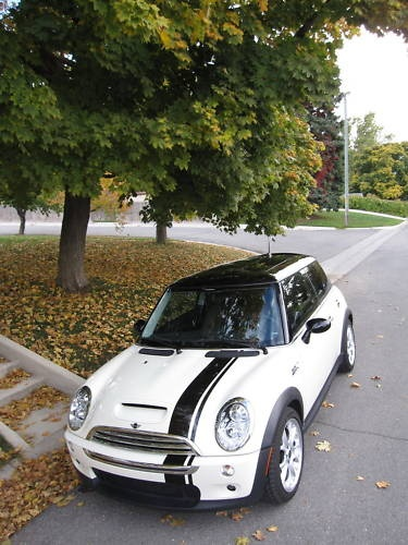 Mini Cooper Offset Rally Stripe Stripes Decals Graphics