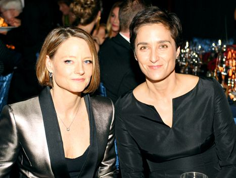 Another secret bash! Jodie Foster married her girlfriend Alexandra Hedison over the weekend!