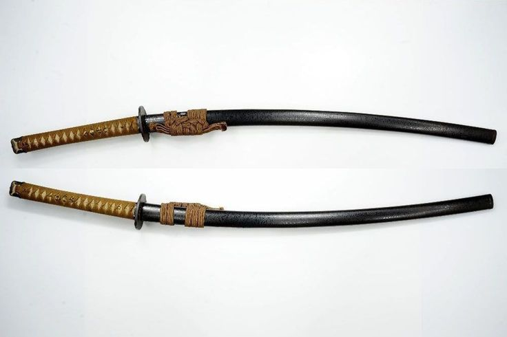 For sale: Uda (宇多) school, >420-year-old (16th century) katana, 84 cm blade length, 100.5 cm with fittings