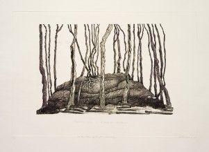 The Big Stone, Up the Glen, Munlochy copy