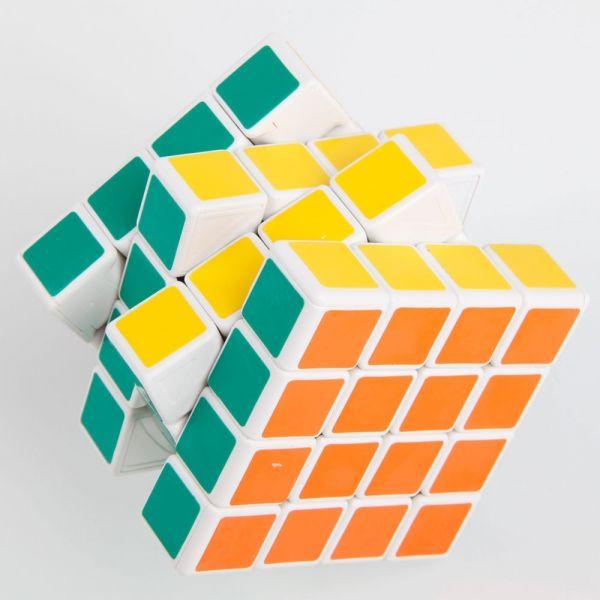 SHS 4x4x4 Cubo de Rubik Mágico Venganza Rompecabezas Juguete Blanco #cuborubik #rubik #cubomagico #magia #inteligencia #juguete #juguetes #juguetebarato #magiccube #rubikcube #rubikscube #cube #rompecabezas #puzzle #tmart #Tmart #peluche #descuentos #rebaja #oferta #chollo #chollazo #blackfriday