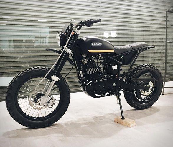 Born é uma empresa de motocicletas independentes com sede em Barcelona, eles…