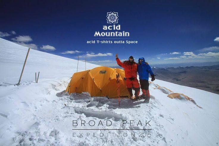 Broad Peak Expedition 2015