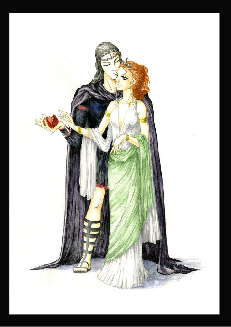 163 best images about Persephone and Hades on Pinterest ...
