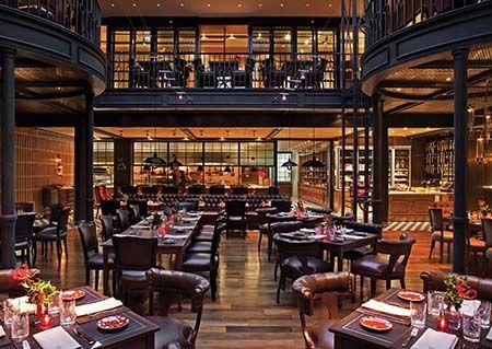 Hospitality Design - Elena Restaurant, Buenos Aires