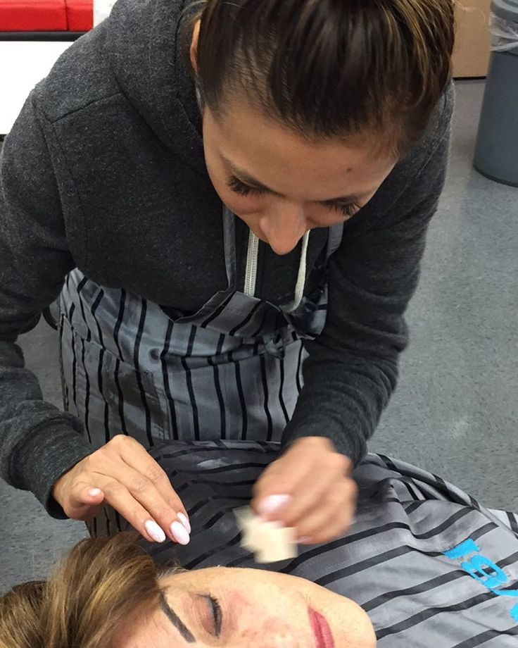 Come by and get a wax by our student of the month Veronica! She will definitely take care of you! #wbicosmo #cosmolife