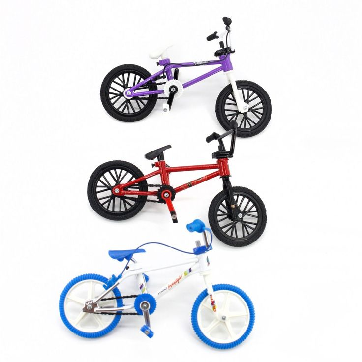 Finger Bikes Flick Trix Mini Finger BMX BMX Toys Gadgets Professional Mini Bicycle Novelty Gag Toys For Tech Dec For Boys Games