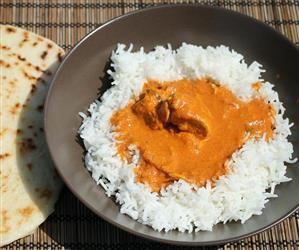 Indiai vajas csirke (murgh makhani) - Nemzeti ételek, receptek