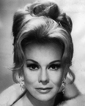 Eva Gabor... Green Acres      July 4, 1995