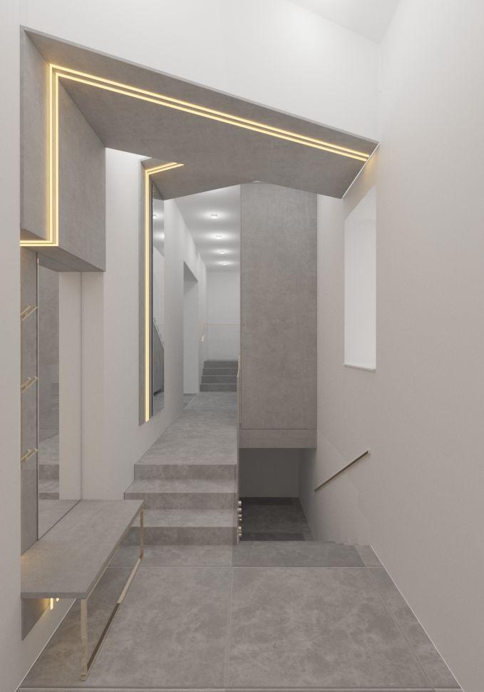 Дизайн входной зоны, холла, прихожей. Мебельная студия DS Avangard. Авторская мебель ДС Авангард. Харьков.