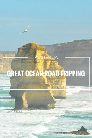 The Great Ocean Road makes for a perfect weekender from Melbourne. It's easily one of the most beautiful road trips I've ever done -- and I'm completely in love with all the small surf towns along the way! // www.hummingbirdaway.com
