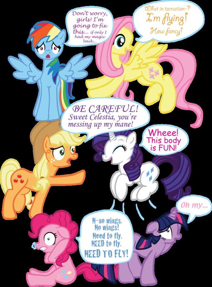 94 Best My Little Pony Comics Images On Pinterest  Mlp -7898