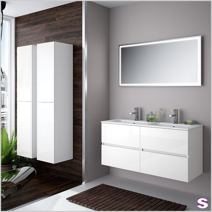 28 besten Badmöbel Sets Groß Bilder auf Pinterest Badmöbel set - badezimmer komplettset