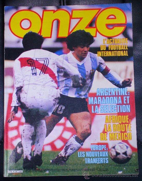 Perú vs Argentina ´85