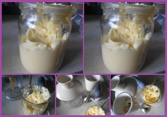 Майонез «Провансаль» за считанные секунды – это реально, мега быстро и очень вкусно! Я в восторге! Теперь никакого покупного майонеза!  РЕЦЕПТ Майонез «Провансаль» за считанные секунды:  1 яйцо 14 ч. л. соли 12 ч. л. сахара 12 ч. л. горчицы 1 ст. л. сока лимона ( в крайнем случае – яблоч