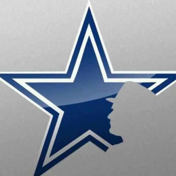 Dallas Cowboys Star w/ Tom Landry