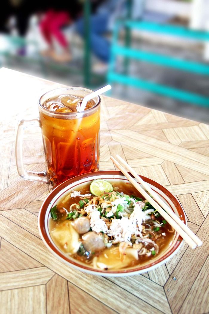 Lomie Imam Bonjol. The thick broth is to die for. Photo by Rian Farisa.