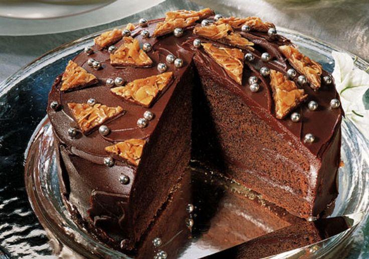 Geheime Rezepte: Schokoladen-Buttermilch-Torte