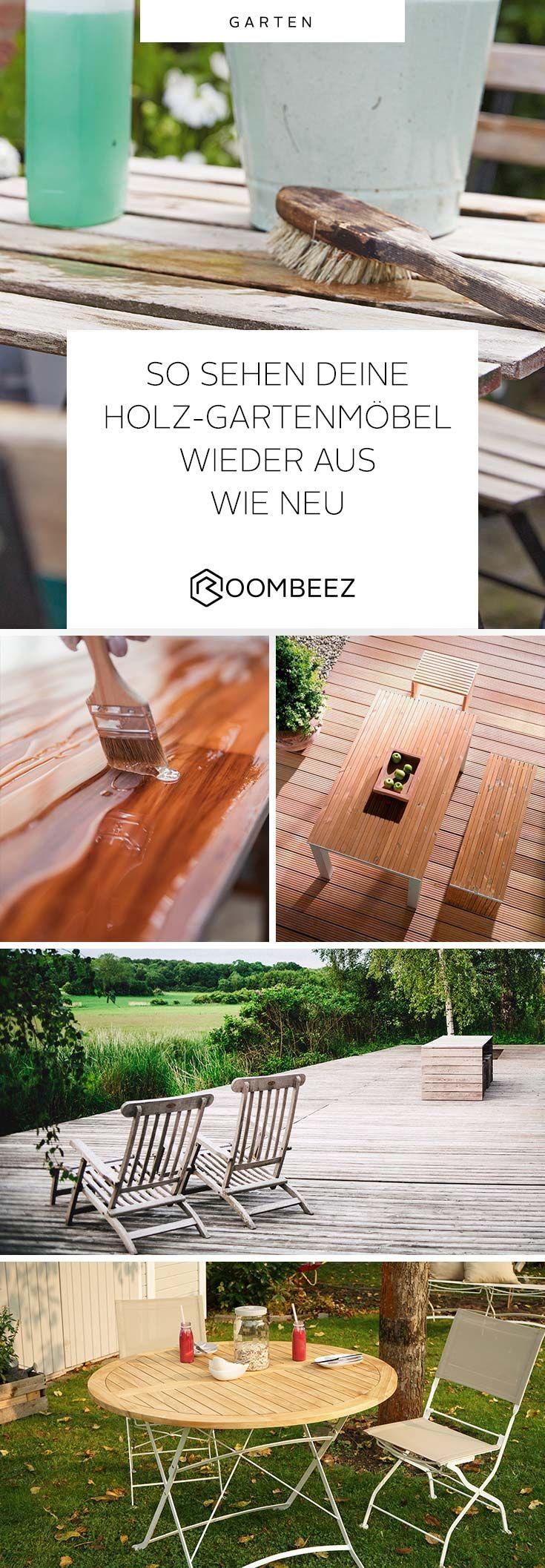 Holz Gartenmobel Reinigen Holz Saubern Und Pflegen Otto Gartenmobel Holz Teak Gartenmobel Gartenmobel
