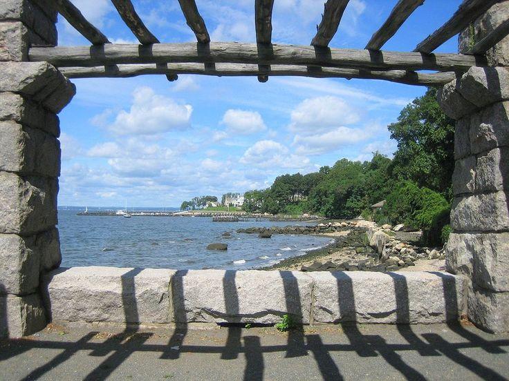 Glen Cove, NY : Morgan Park, Glen Cove, Long Island