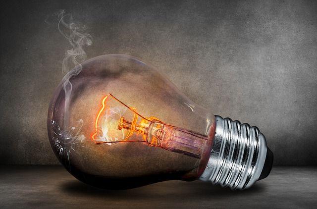 전구, 현재, 빛, 글로, 발광 램프, 필 라 멘 트, 에너지, 발광, 글로우 와이어, 전기 조명
