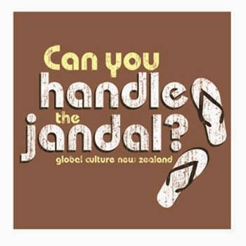 Can you handle the jandal?