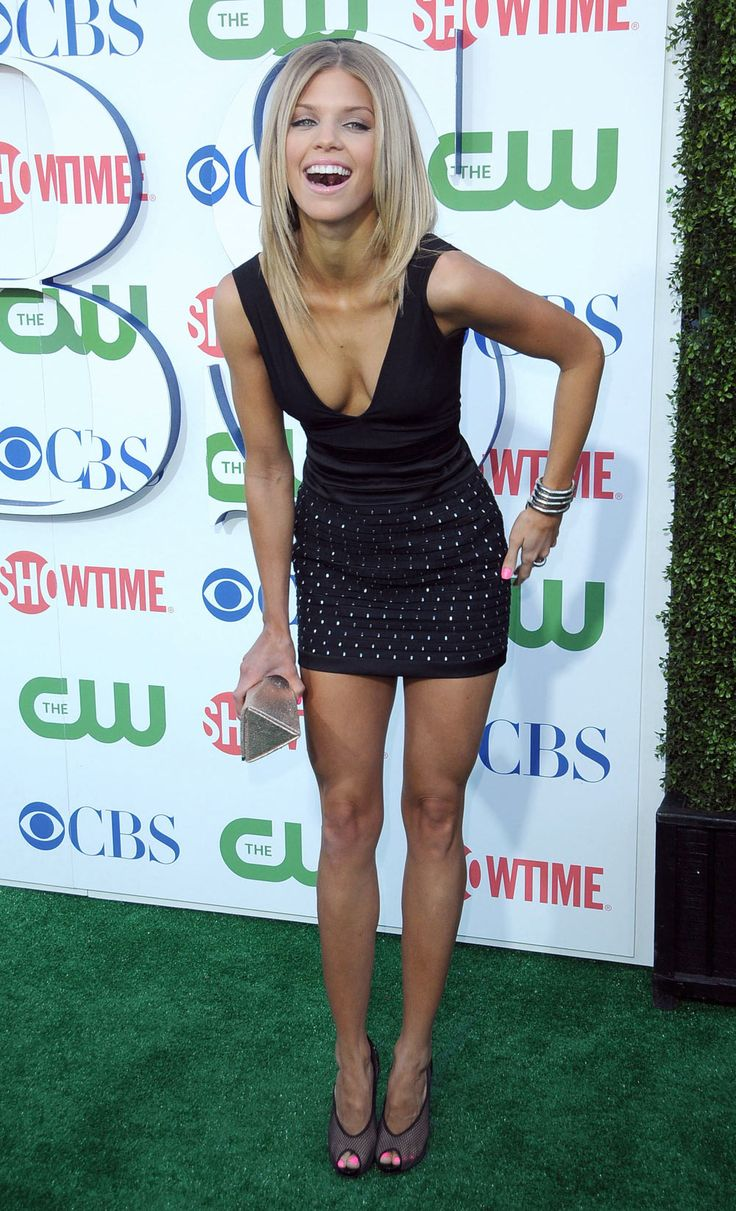 Annalynne McCord will forever be my workout inspiration