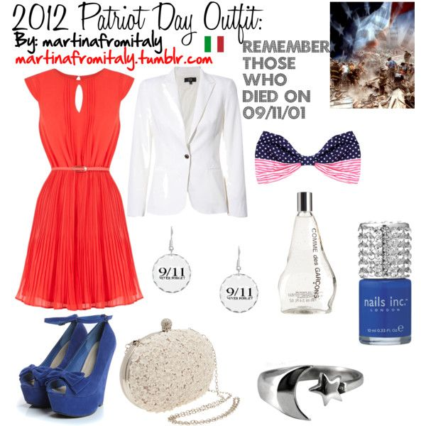 Veterans Day Outfit For Kids