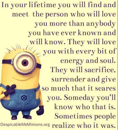 Top 25 Minion Love Quotes