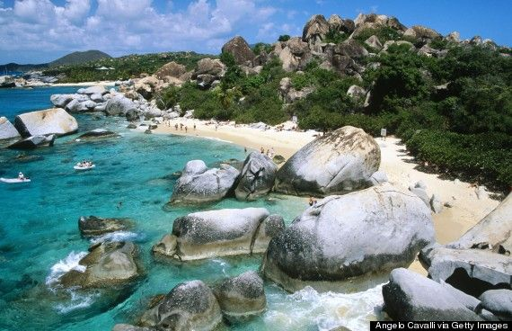 virgin gorda : 7 Caribbean Islands You've Never Heard Of But Should Visit