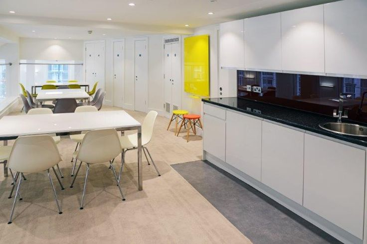 #Kitchen #WhiteCabinets #Modern #RubiconInteriors