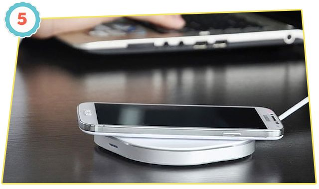 Get a wireless charger for your Galaxy S4 from @The Gadget Flow  #gadgets #technology #innovation