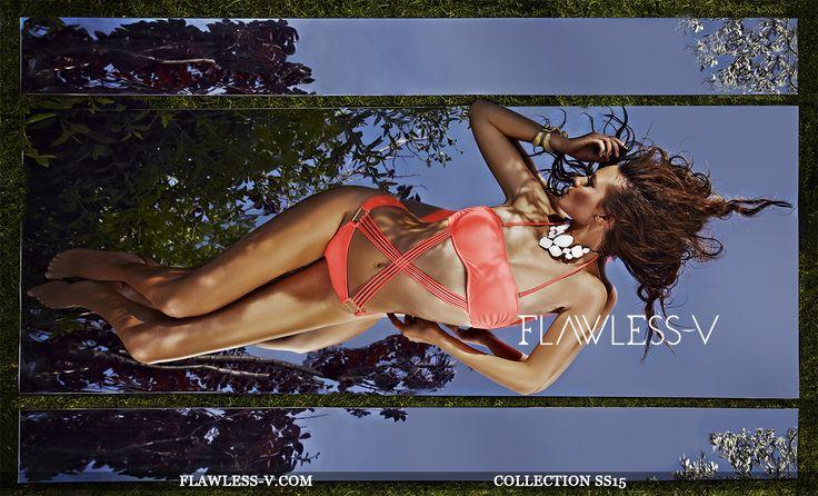 Luxury swimsuit / Bikini SS15 Swimwear trends  #bikini #swimsuit #swimwear #trends #summer #SS15 #swimweartrends #sexy #swimsuit #tankini #motivation #fitness #colors #colortrends #hot #pool #beach #photoshoot #fashionphotoshoot #editorial