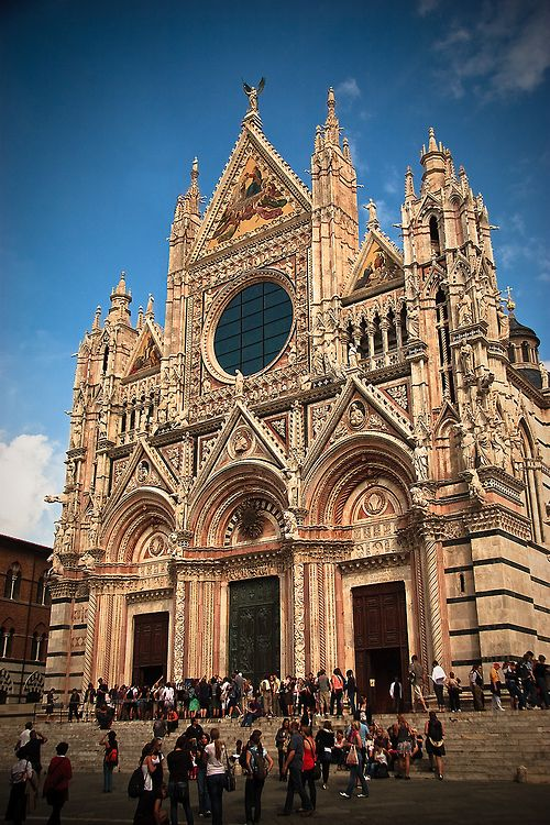 i cried multiple times here...so overwhelming. Siena, Italy