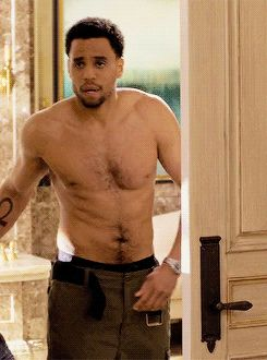 Naked michael nude ealy