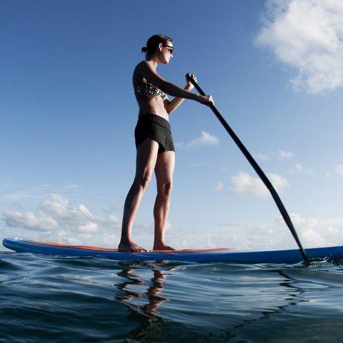 Stand Up Paddle: exercício para o corpo e mente