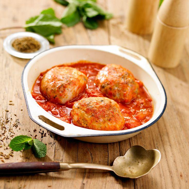 Découvrez la recette Boulettes mijotées à la bière, curry et tomates sur cuisineactuelle.fr.